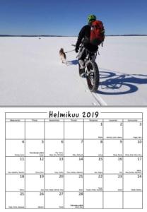 HKK kalenteri sivut